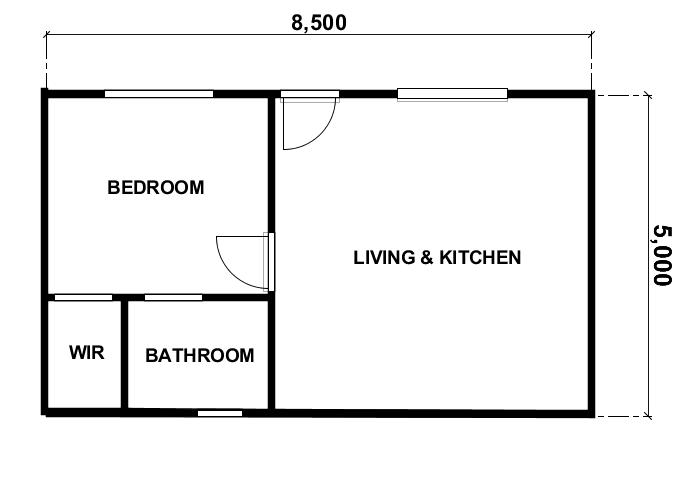 1 Bedroom Dromana Granny Flat